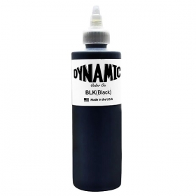 Dynamic Black (BLK) - 240ML