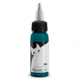 Tinta para tatuagem Electric Ink - Verde Mar 30 ML.