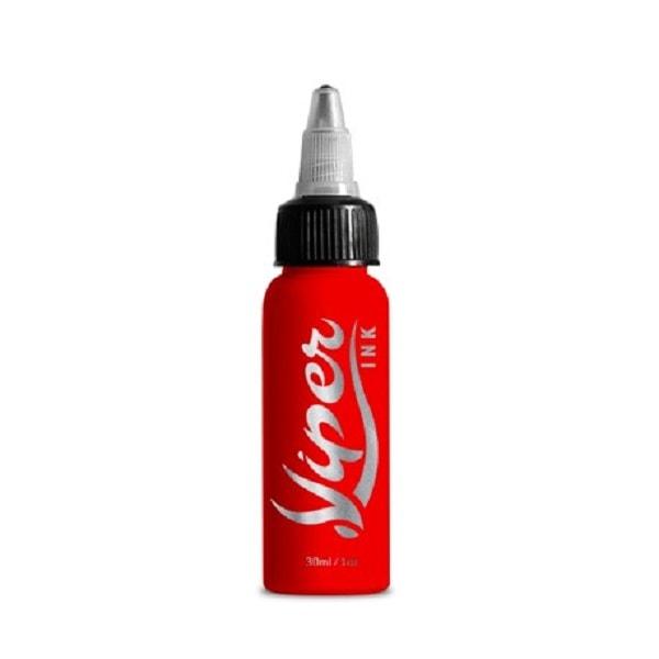 Viper é uma linha de pigmentos/tintas para tatuagem de uso profissional e de qualidade superior.