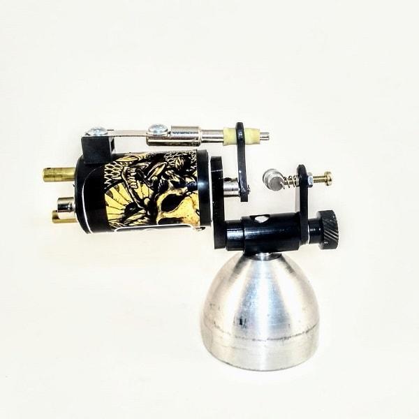 Máquina de Tatuagem Eclipse Machine 2. É uma máquina potente e silenciosa para pintura.
