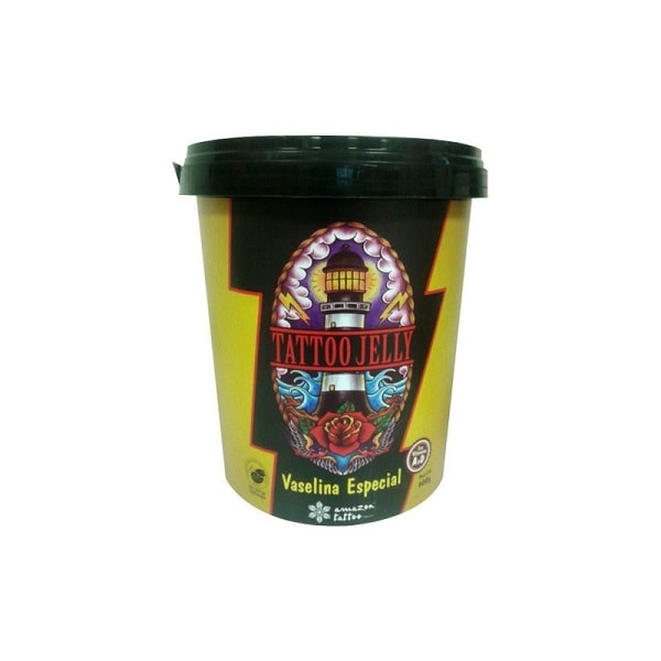 Vaselina Especial Tattoo Jelly de 440g.