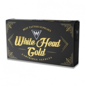 Cartucho White Head - 1209MG com 20 unidades.