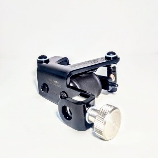 Desenvolvida com geometria reduzida, e bobinas de uma polegada, esta maquina desenvolve a mesma potencia do que as tradicionais maquinas com tamanho standard.