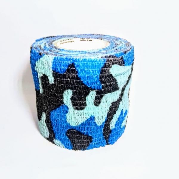 Bandagem para Biqueira e Máquinas Pen.Temos uma solução para os tatuadores que gostam de um grip mais